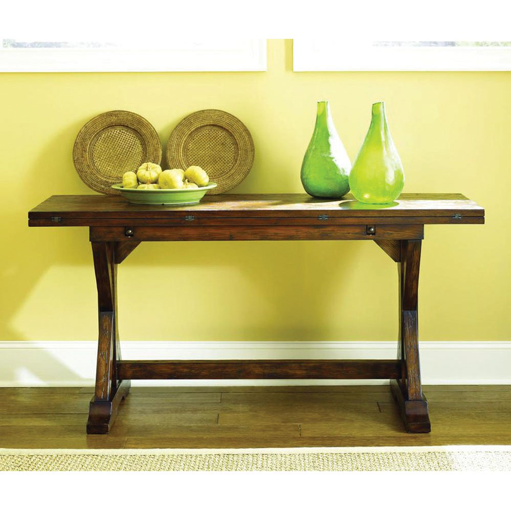 Multipurpose Furniture | Hammary Hidden Treasures Flip Top Table