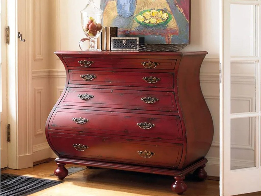 Beauty and Practicality Come Together with Unique Hall Chests