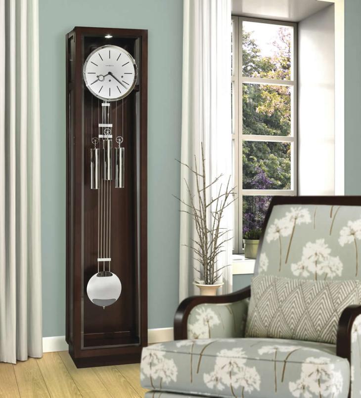 Howard Miller Modern Grandfather Floor Clock
