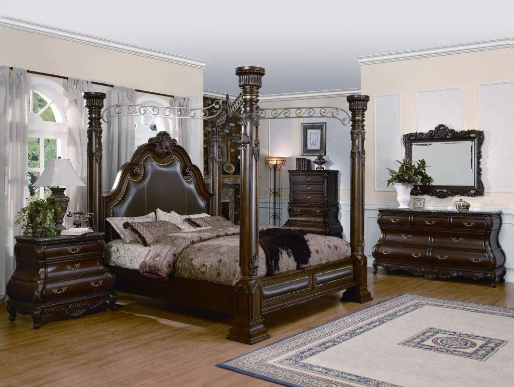 Classically Elegant Canopy Beds  Astoria Grand Alexandria Canopy Bed