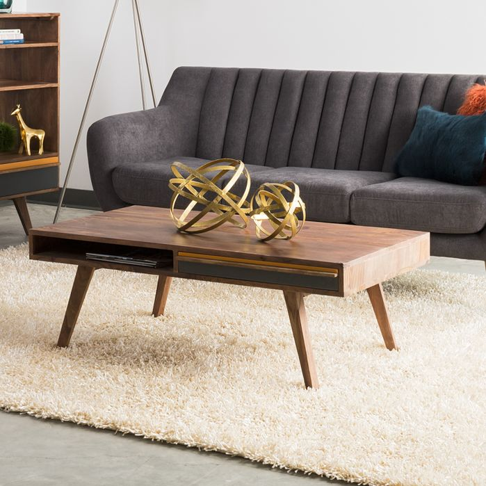 Retro Wood Coffee Tables | Corrigan Studio | Dunamuggy Coffee Table