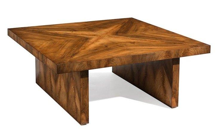 Rustic Wood Coffee Tables | John-Richard | Nera Coffee Table