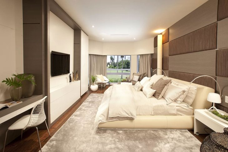Miami Modern Bedroom Design