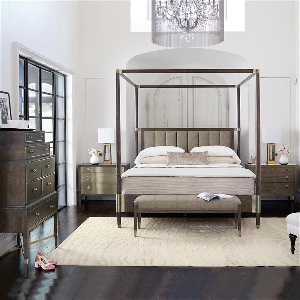Modern Classic Bedroom Design by Kelly Hoppen