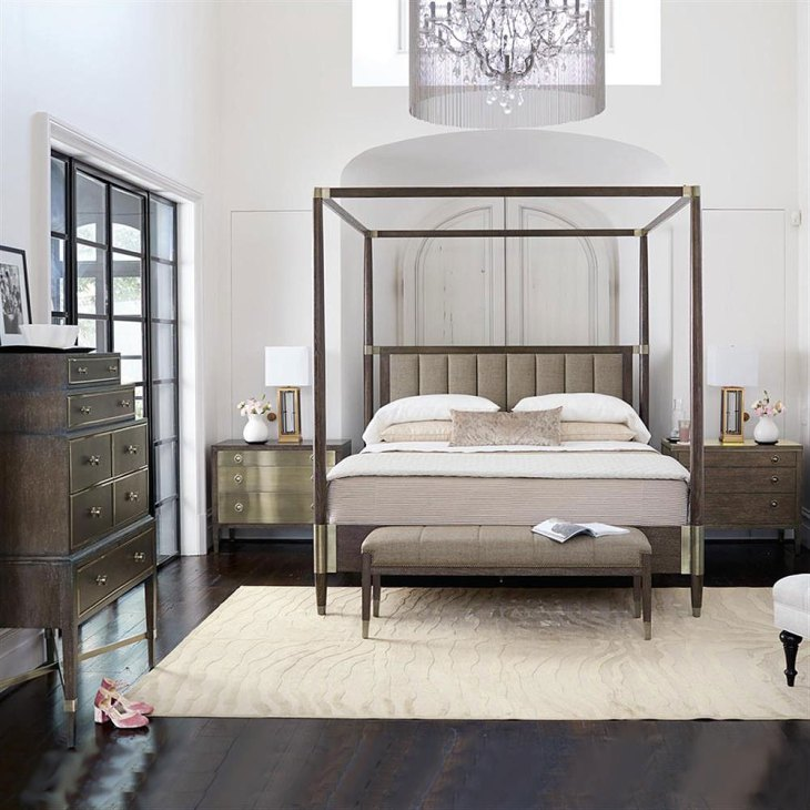 Modern Classic Bedroom Design by Kelly Hoppen