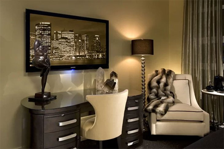 Urban Modern Bedroom Design