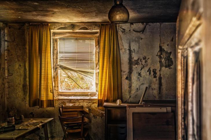 Abandoned Home Interior