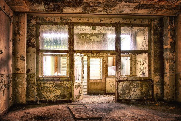 The Nostalgic Romance of Abandoned Homes