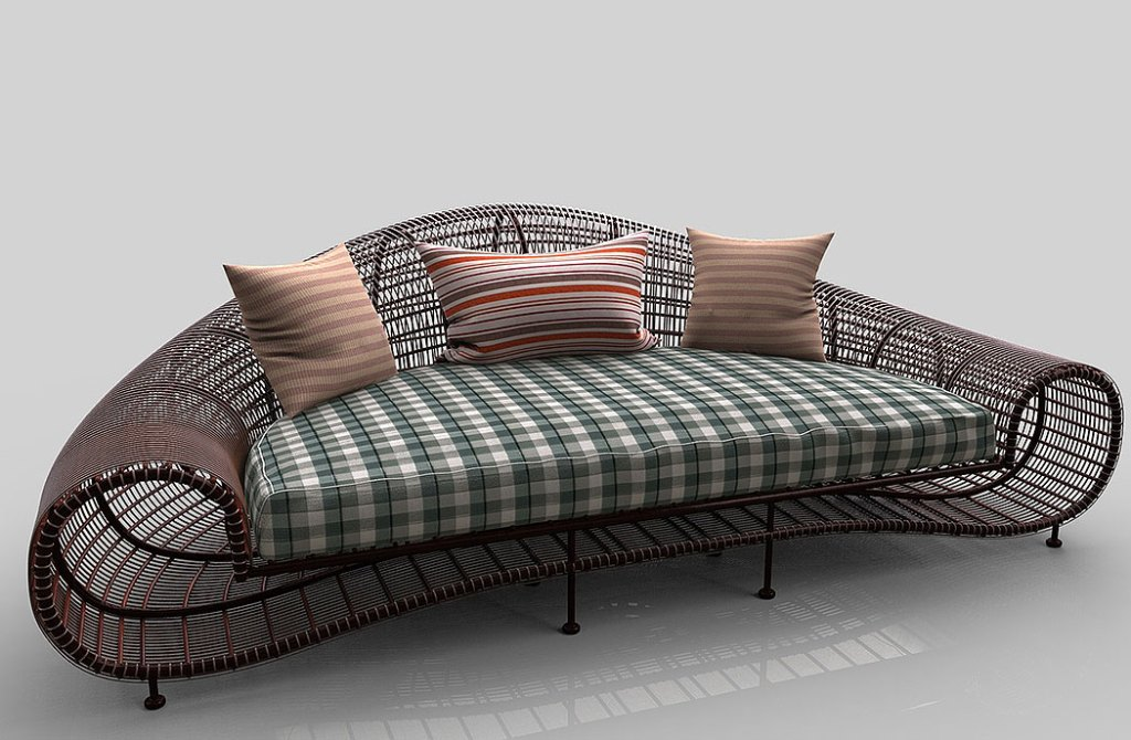The COOLEST Outdoor Sofa... Ever!