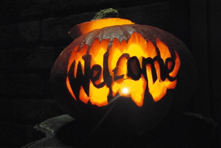 Halloween Pumpkin Carving Ideas | Welcome Pumpkin