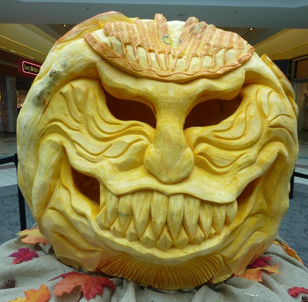 Creative Pumpkin Carving Ideas