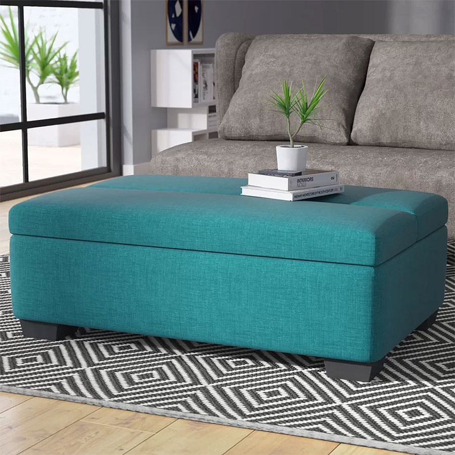 Multipurpose Furniture | Saito Sleeper Ottoman