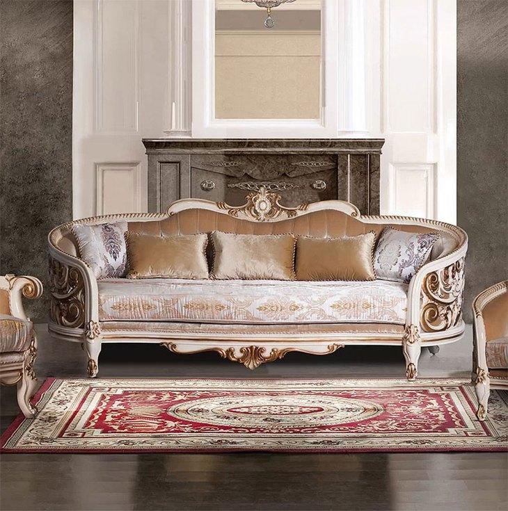 The Palatially Ornate Sofa