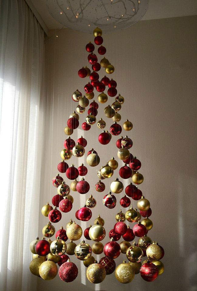 Unique Christmas Trees | The Treeless Christmas Tree