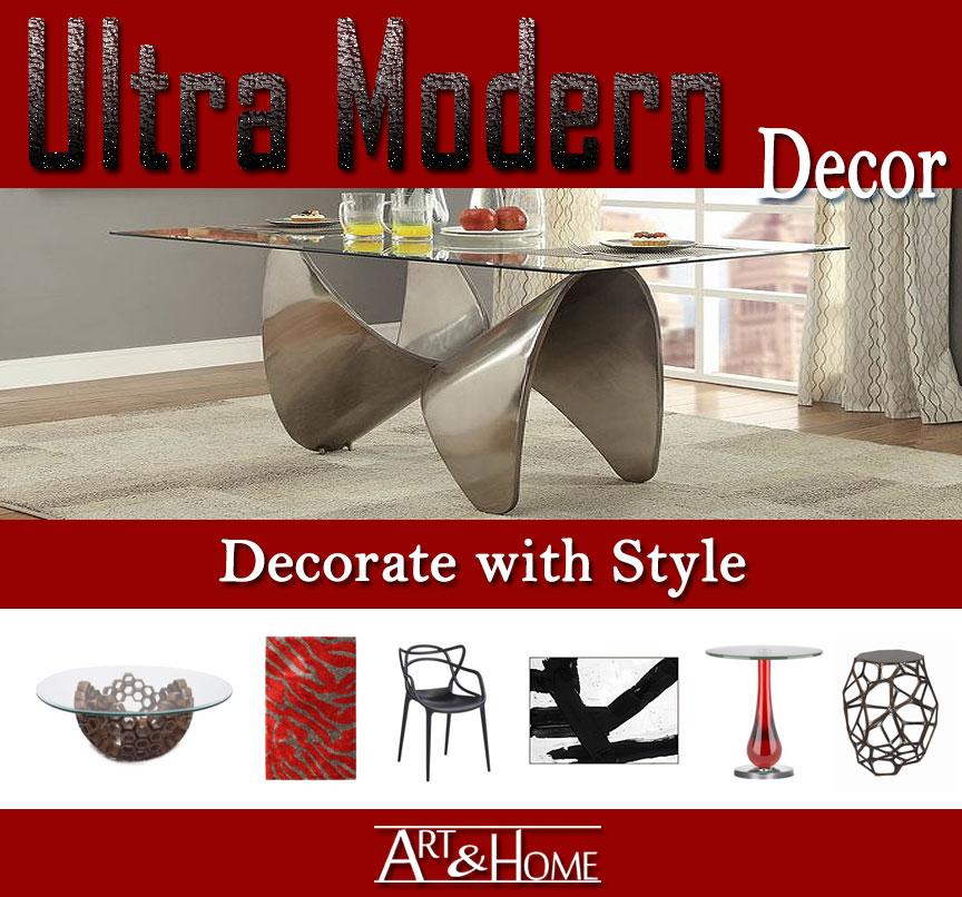 Ultra Modern Furniture & Decor
