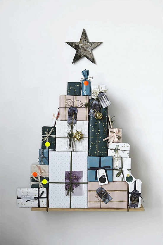 Christmas Gift Unique Christmas Tree