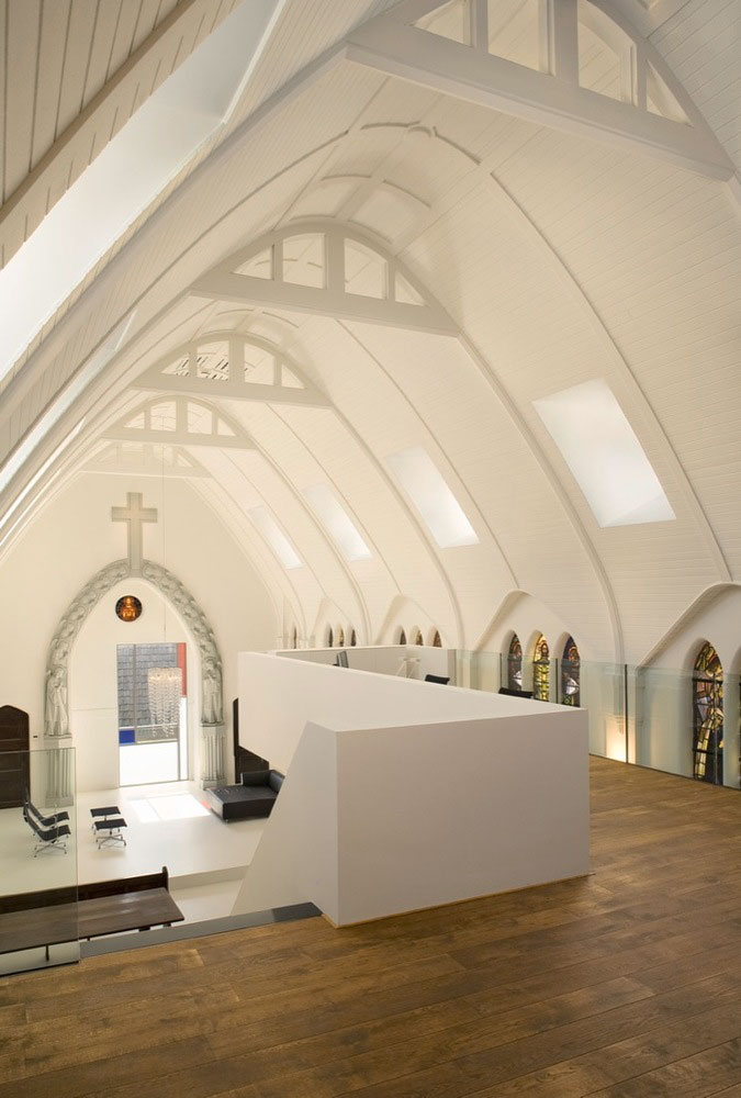 The Church of Living by Zecc Architects
