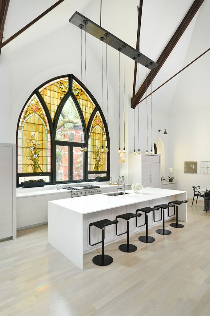 Converted Church House in Chicago