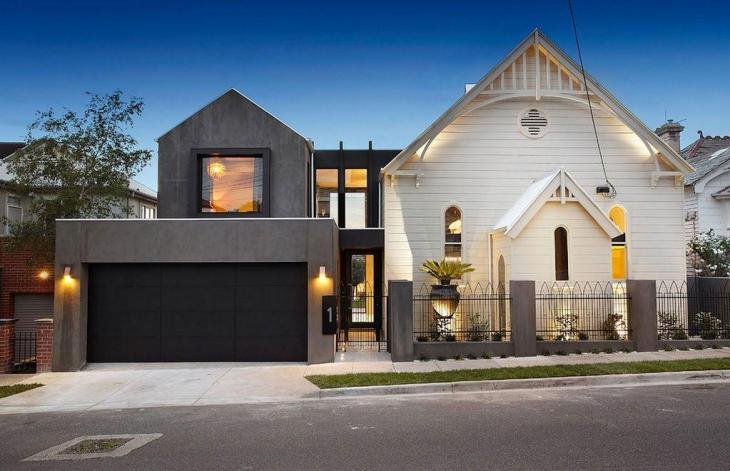 Converted Church House inMelbourne