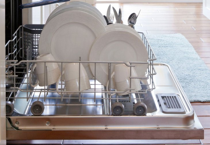 Electricity Saving Tip Air Dry Dishes