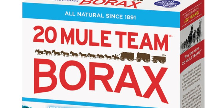 Green Home Cleaning Tips Using Borax