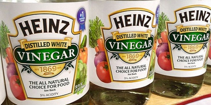Green Home Cleaning Tips Using White Vinegar