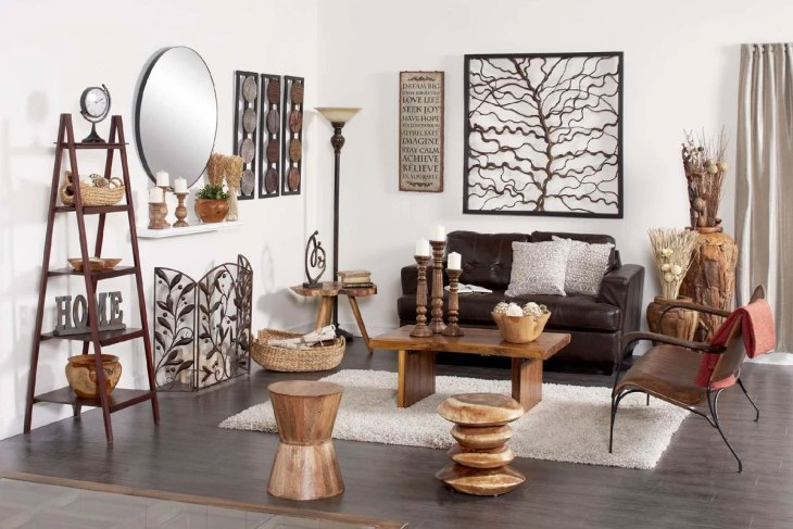 Layouts and Measurements for Living Room Decor Accents