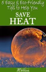 Eco Friendly Heat Saving Tips