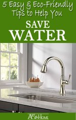 Eco Friendly Water Saving Tips