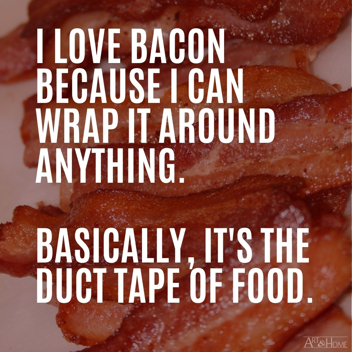 I Love Bacon MEME