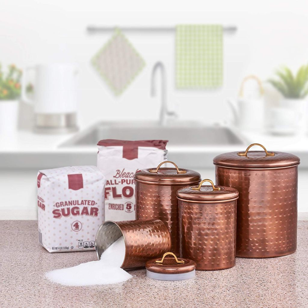 Food Storage Containers as a Housewarming Gift