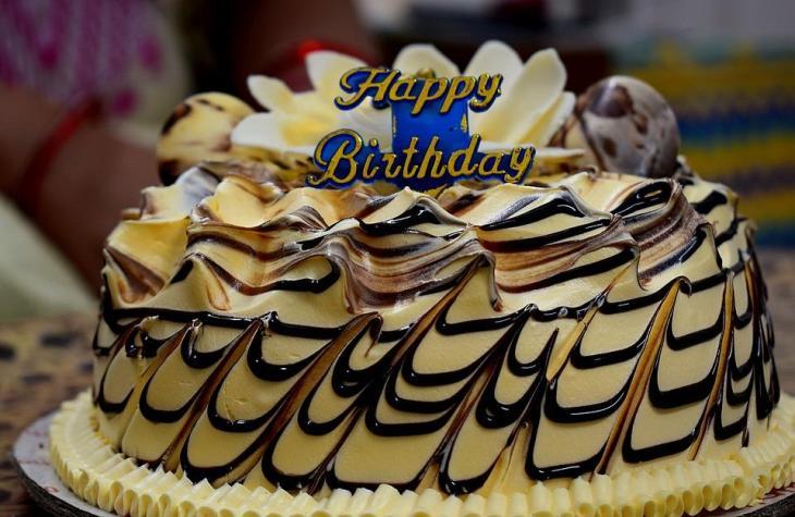 Cappuccino Swirl Cake