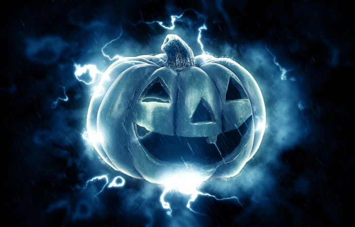 Ghost Pumpkin Halloween Printable