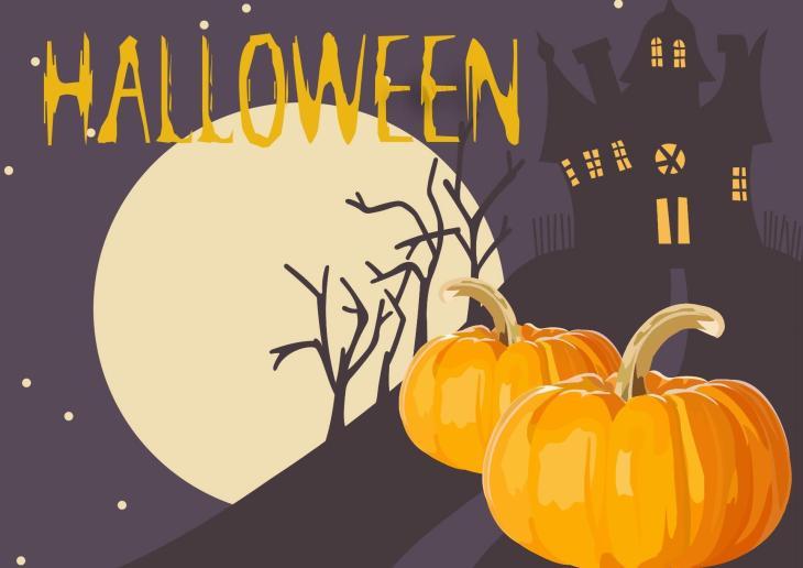 Halloween Night Printable Sign