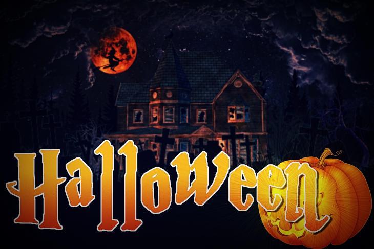 Halloween Pumpkin Printable Sign