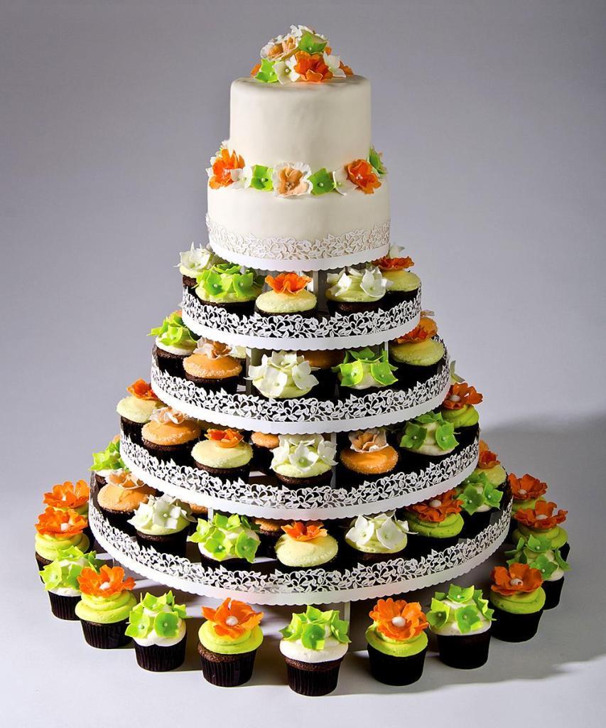 The Birthday Cupcake Tree