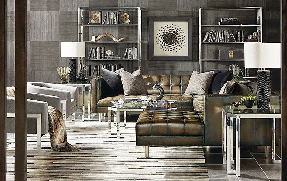 Masculine Decor Tips For Today S Man Art Home