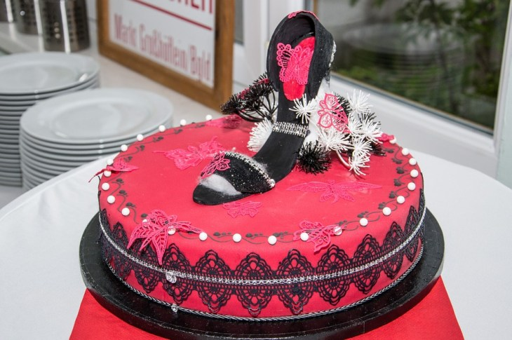 The Flamenco Dancer Birthday Cake