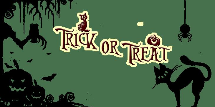 Trick or Treat Halloween Printable