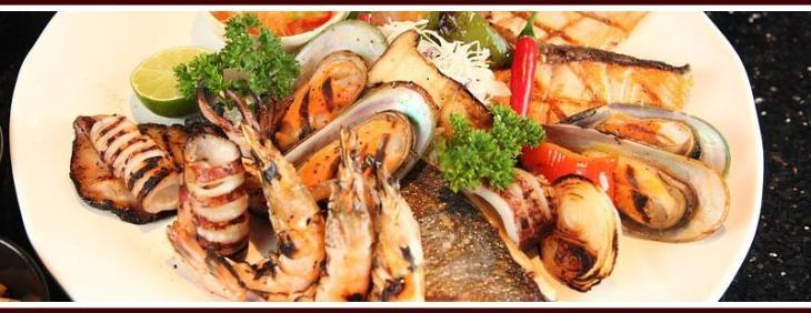 Best Summer BBQ Fish & Seafood Recipes
