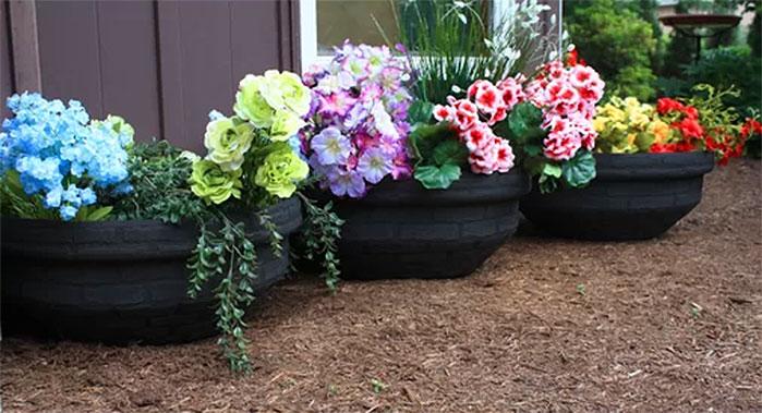 English Composting Garden