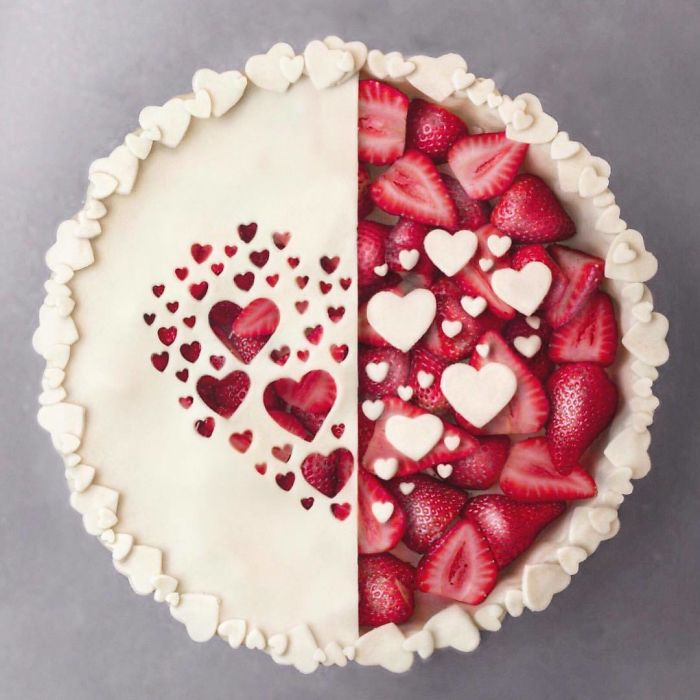 I LOVE Strawberry Pie