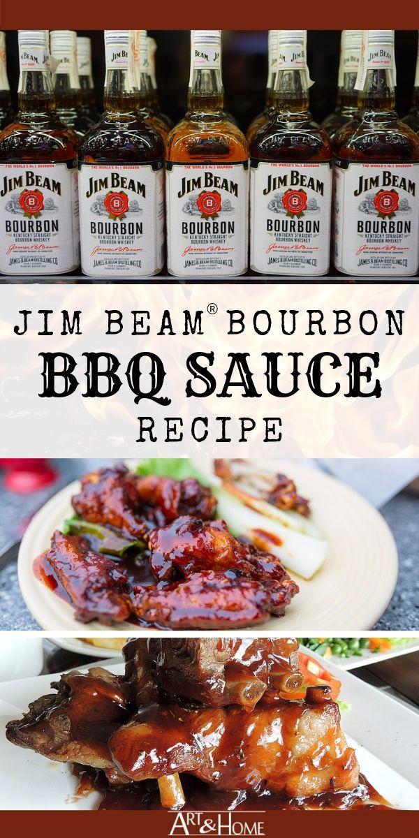 Jim Beam Bourbon BBQ Sauce Recipe