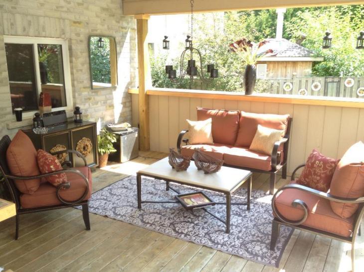 My Outdoor Living Room