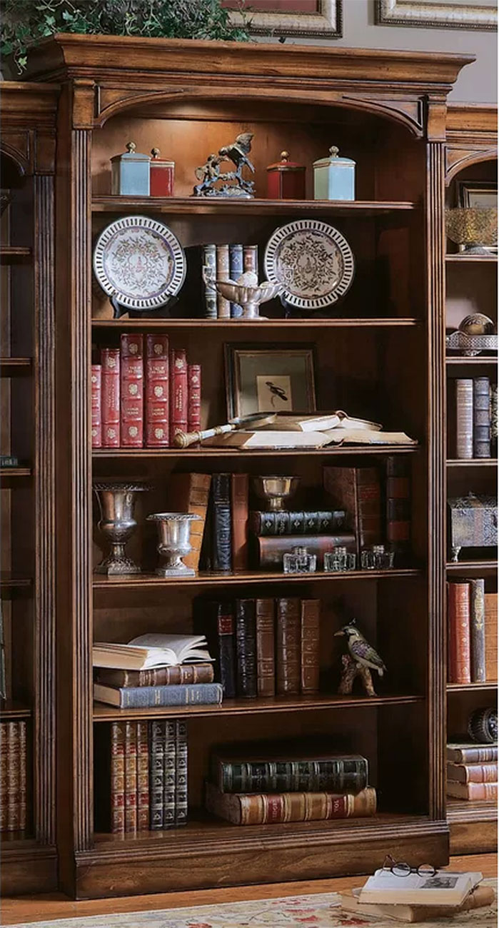 BBrookhaven Standard Bookcase