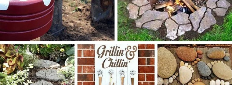 Best DIY Projects for Your Backyard, Patio, or Garden