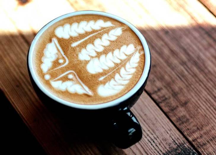 Unique Latte Art