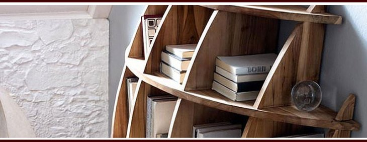 Unique Wall Shelves