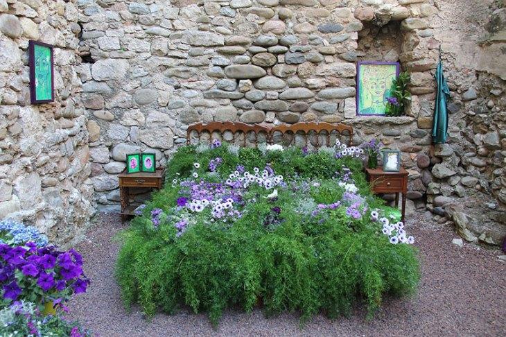 A Literal Garden Bed