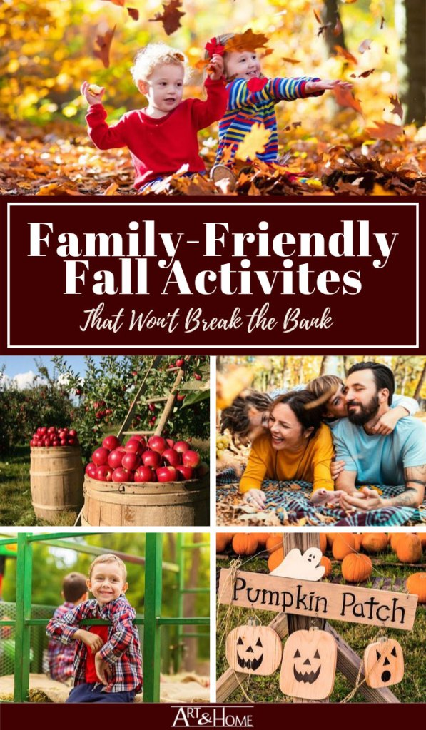 Family Friendly Fall Activities That Won't Break the Bank #FamilyFun